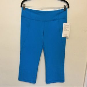 NWT | lululemon | gather and crow crop | size 10